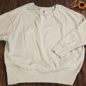 Mint Crewneck Sweatshirt XL